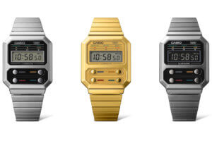 """New Casio A100 is a tribute to the F-100 watch from """"Alien"""""""