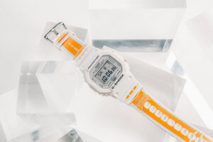 Marino Morwood's Cetra Visions x G-Shock DW-5600CETRA-7ER