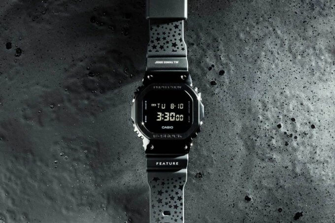 FEATURE x G-Shock GM5600B-1FT Limited Edition Collaboration