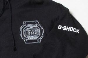G-Shock U.S. is giving away 12 G-Shock hoodies