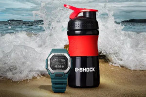 G-Shock U.S. offering free water bottle with select watches