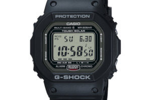 G-Shock GW-5000U-1ER, GW-M5610U-1ER, GW-M5610U-1BER coming to Europe