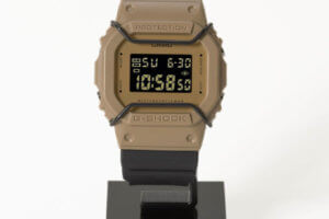 MISTERGENTLEMAN x G-Shock DW-5600 available on July 21