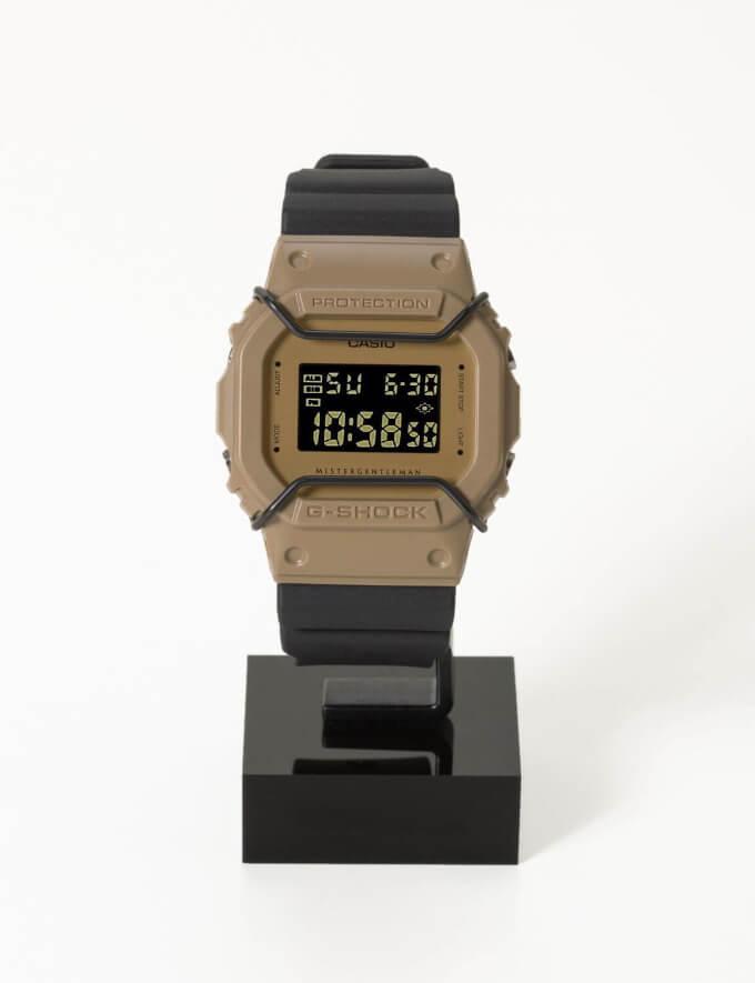 MISTERGENTLEMAN x G-Shock DW-5600 Limited Edition Collaboration