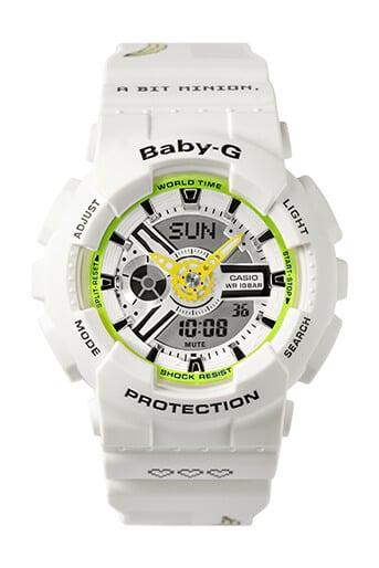 Baby-G BA-110MON21-7APRM
