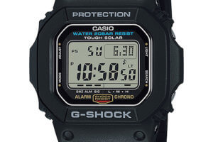 G-Shock G-5600UE-1 to be released in Asia