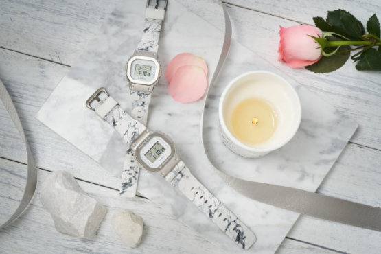 G-Shock Chinese Valentine's Day Series: GM-5600MA-7 and GM-S5600MA-7