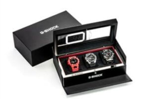 G-Shock Collector's Box Giveaway at Casio Europe e-shop