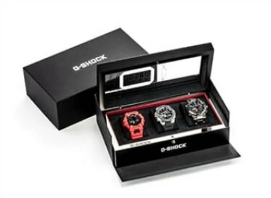G-Shock Europe Free Collector's Box