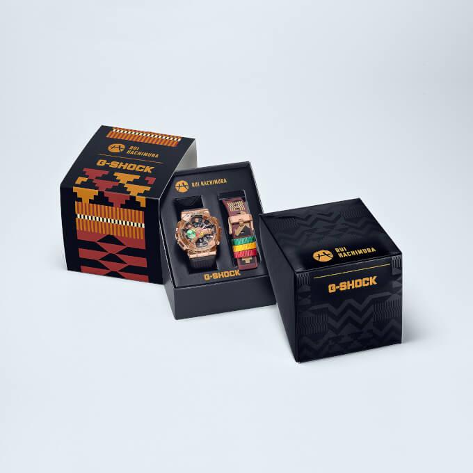 G-Shock GM-110RH-1A Box