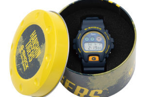 The Hanshin Tigers released the G-Shock DW-6900HT21-2JR