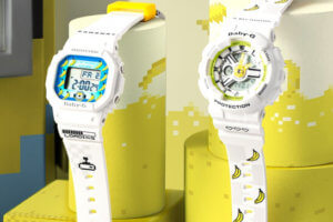 The Minions x Baby-G collab is a tribute to retro video games