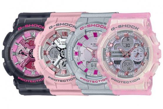 G-Shock S Series Neo Punk Pastel