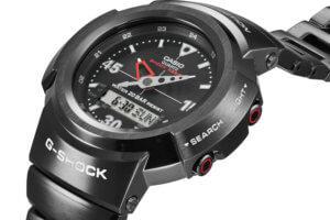 G-Shock AWM-500-1A Full Metal Analog-Digital Origin Tribute