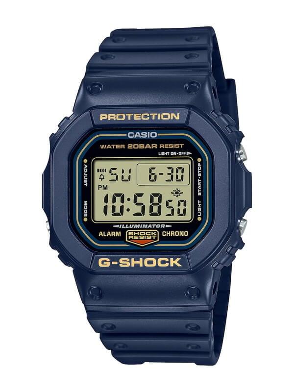 G-Shock DW-5600RB-2 Blue
