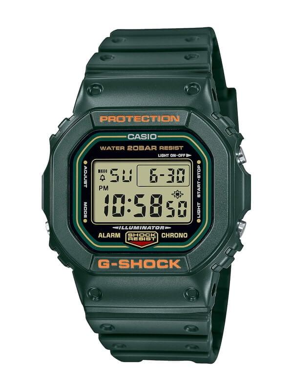 G-Shock DW-5600RB-3 Green
