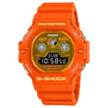 G-Shock DW-5900TS-4 Orange