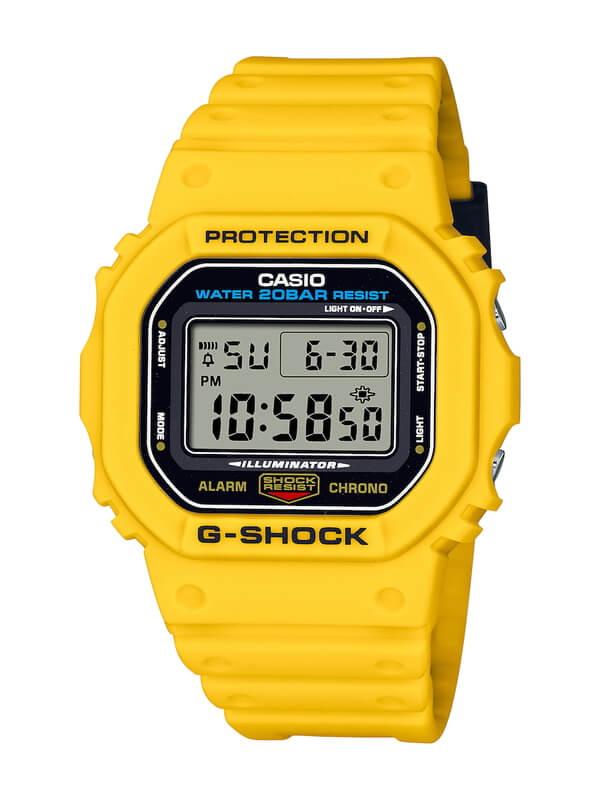 G-Shock DWE-5600R-9 Yellow