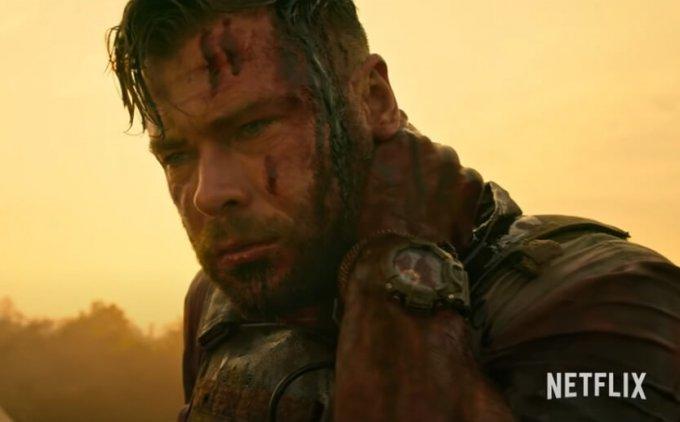 Extraction 2 Teaser: Chris Hemsworth G-Shock Rangeman