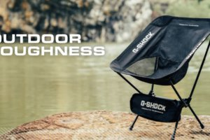 G-Shock SG: Outdoor Toughness Camping Chair Giveaway