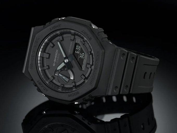 G-Shock GA-2100-1A1 Side