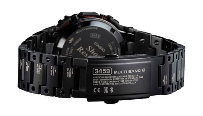 G-Shock GMW-B5000TVA-1 Band