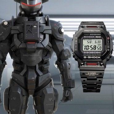 G-Shock GMW-B5000TVA-1 Mecha Robot