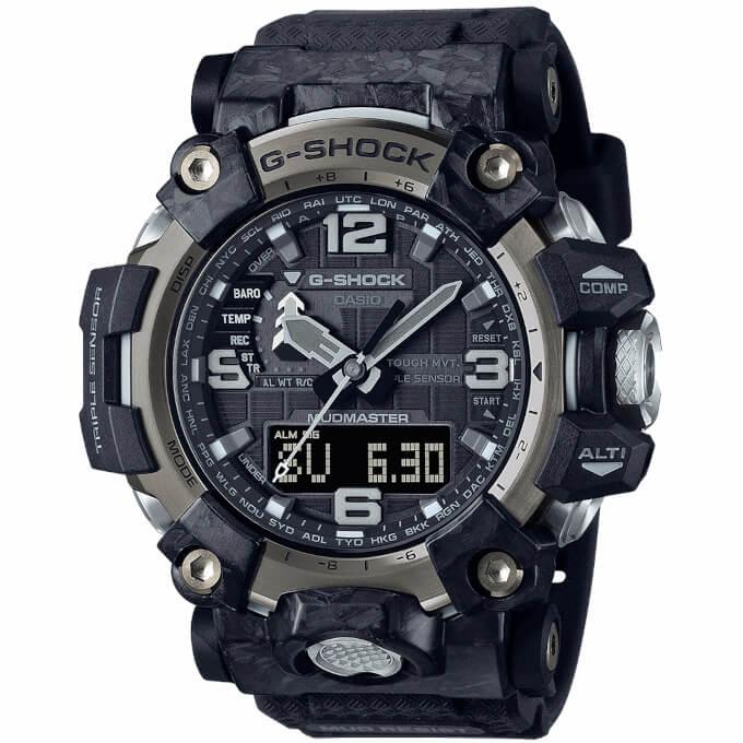 G-Shock GWG-2000-1A1 Mudmaster