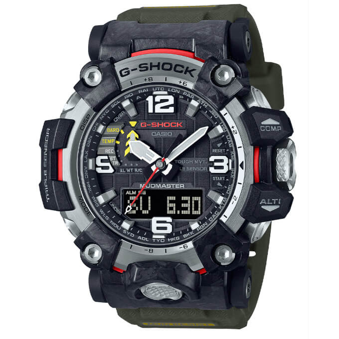 G-Shock Mudmaster GWG-2000-1A3