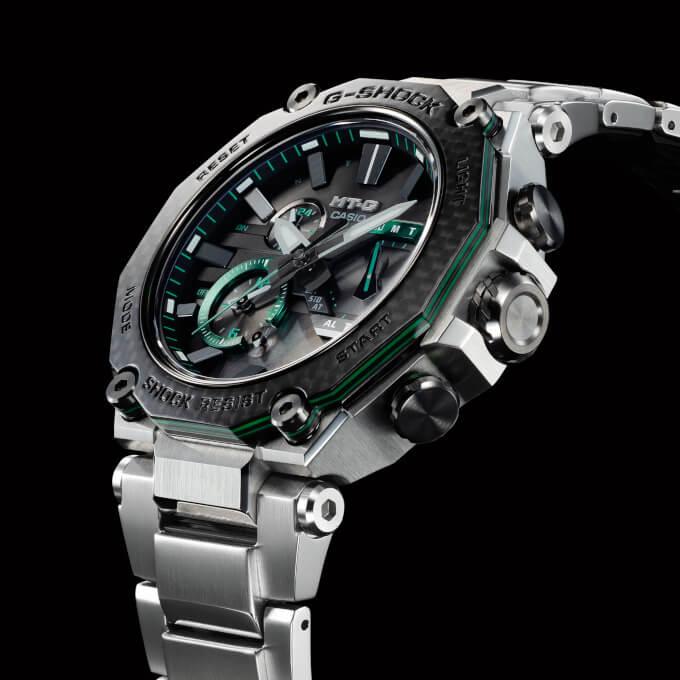 G-Shock MTG-B2000XD-1A Angle