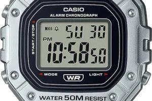 Casio W-218HD-1AV is the poor man's G-Shock GMW-B5000