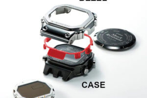 When it comes to G-Shock watches, the bezel is not the case