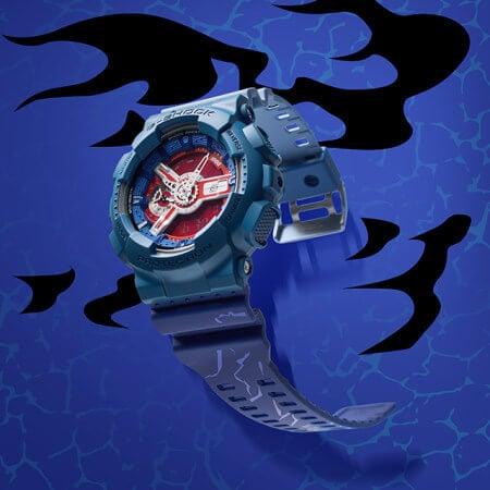 G-Shock GA-110SAS21-2PFN Sasuke Uchiha