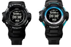 G-Shock GSR-H1000AST-1JR and GSR-H1000AST-1AJR: First stand-alone GSR-H1000 models without motion sensor set
