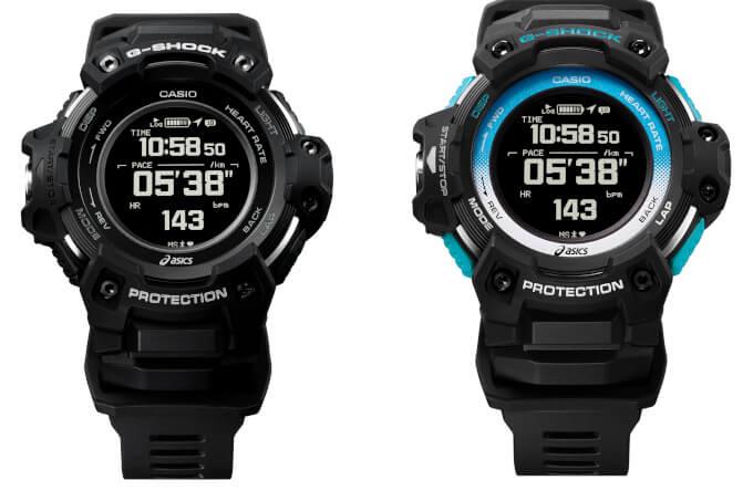 G-Shock GSR-H1000AST-1JR and GSR-H1000AST-1AJR: First GSR-H1000 models available without motion sensor set