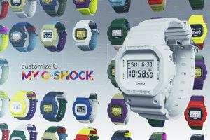 My G-Shock custom DWE-5610 shop coming October 20 to Japan