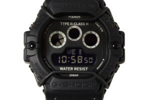 N. Hoolywood x G-Shock DW-5900NH21-1 Collaboration for 2021