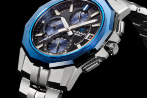 Is the Oceanus OCW-S6000 with a full sapphire bezel evidence that we will see a sapphire G-Shock someday?