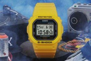 G-Shock Color Origin promos celebrate America in the '80s-'90s