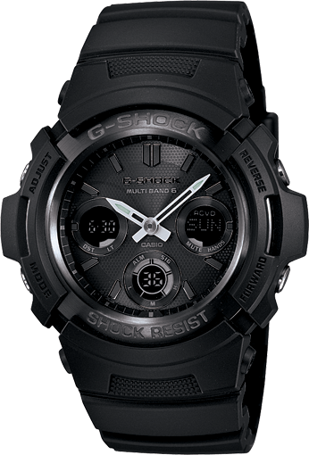 G-Shock AWGM100B-1A Watch