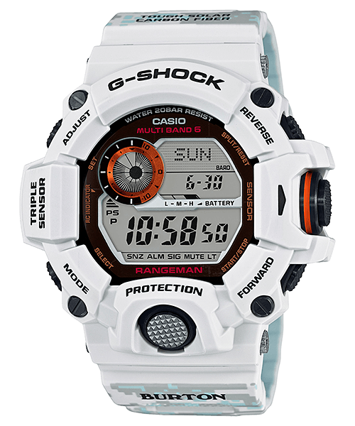 729e68c73c0 Casio G-Shock Rangeman GW-9400  All Models Released – G-Central G ...