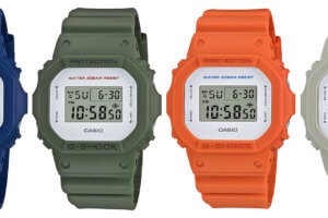 DW-5600M-2JF DW-5600M-3JF DW-5600M-4JF DW-5600M-8JF