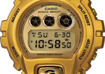 Classic Gold G-Shock DW6900GD-9