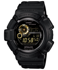 G-9300GB-1 Black And Gold Mudman