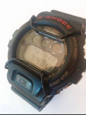 G-Shock DW6900 Bull Bar