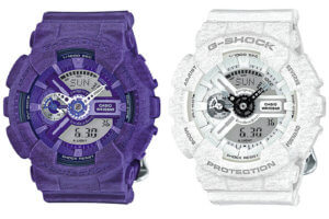 G-Shock GMA-S110HT Heathered S Series For Women