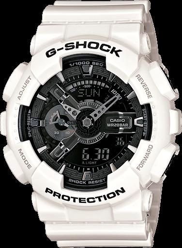 GA110GW-7A White G-Shock Watch