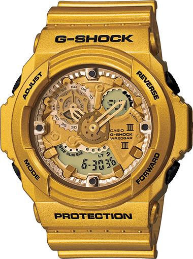 Dark Gold G-Shock GA300GD-9A