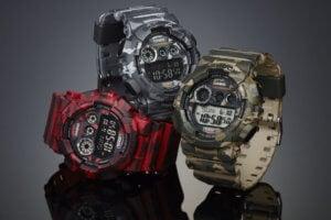 GD-120CM Camo G-Shock
