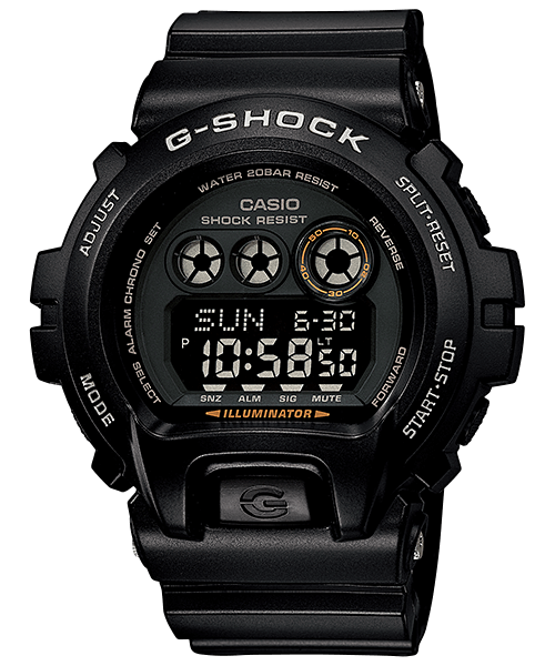 G-Shock GD-X6900-1JF Military Watch